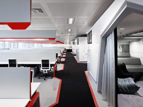 Google Engineering HQ by Penson