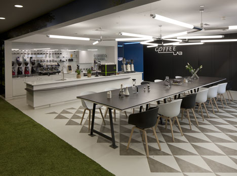 Google Engineering HQ by Penson