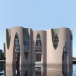 Kirk Kapital A/S headquarters by Olafur Eliasson