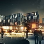 Leüthens Kulturhage by Henning Larsen Architects and Gullik Gulliksen