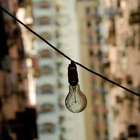 Lights of the City by Manuel Alvarez Diestro