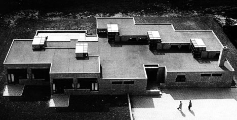 Montessori School, Delft (1960-66)