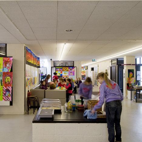 Montessori School, Delft (1960-66)