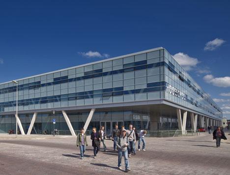 NHL University Leeuwarden (2004-10)