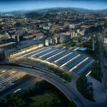 Ourense AVE Station by Foster + Partners