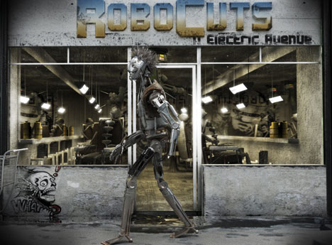 Robots of Brixton by Kibwe Tavares