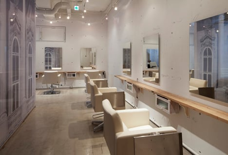 Salon by Takara Space Design