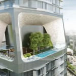 The Scotts Tower by UNStudio