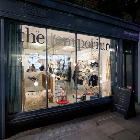 The Temporium at 65 Monmouth Street