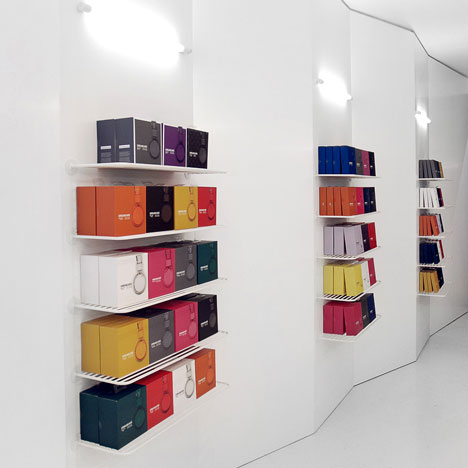 Urbanears at Boxpark by 42 Architects