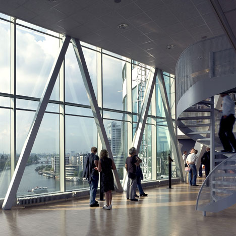 Waternet Head Office, Amsterdam (2000-05)