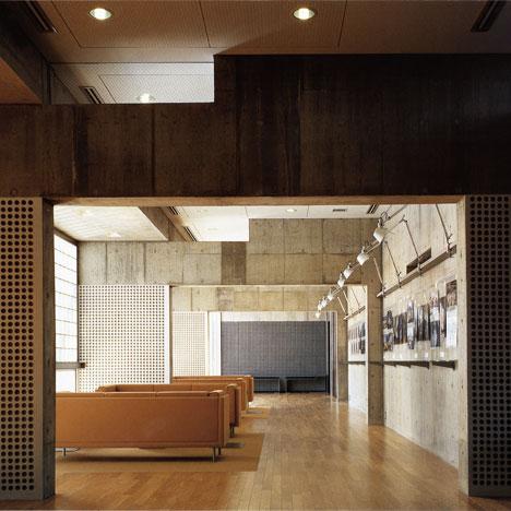 YKK Dormitory, Kurobe, Japan (1991-98)
