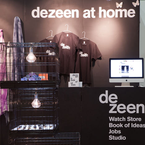 Dezeen at Home