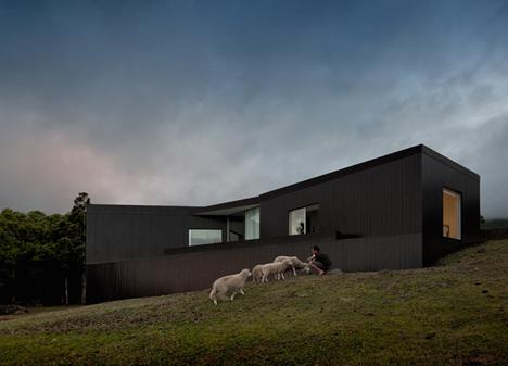 CZ House by SAMI arquitectos