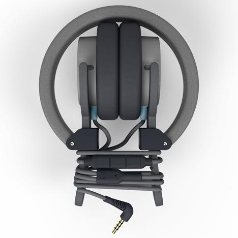 Capital headphones by KiBiSi for AIAIAI