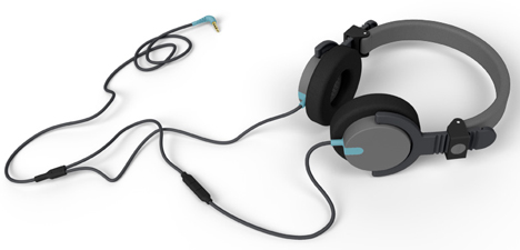 Capital headphones by KiBiSi for AIAIAI