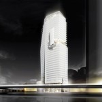Mitikah Office Tower by Richard Meier & Partners