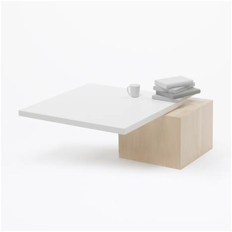 Object Dependencies Collection by Nendo for Specimen E