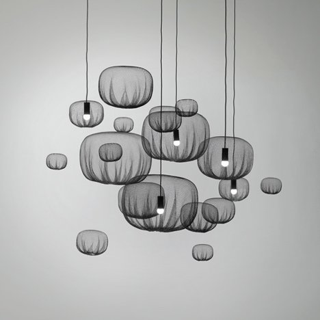 Static Bubbles by Nendo for Carpenters Workshop Gallery
