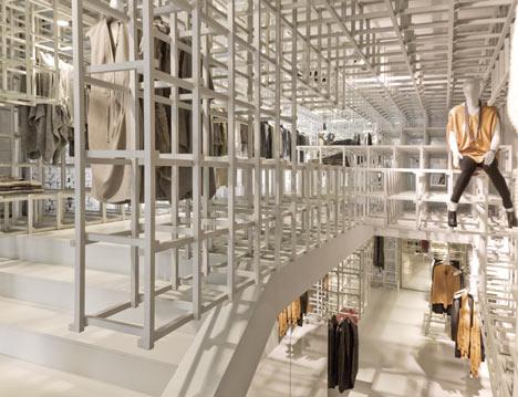 Stills Flagship Store by Doepel Strijkers