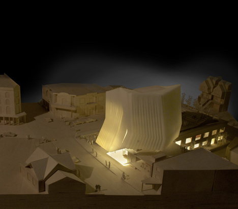 Dezeen_The Kimball Art Centre by Brooks and Scarpa
