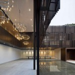 The Overlapping Land/House by Neri&Hu