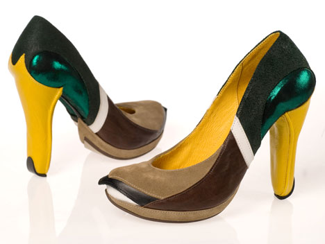 More shoes by Kobi Levi