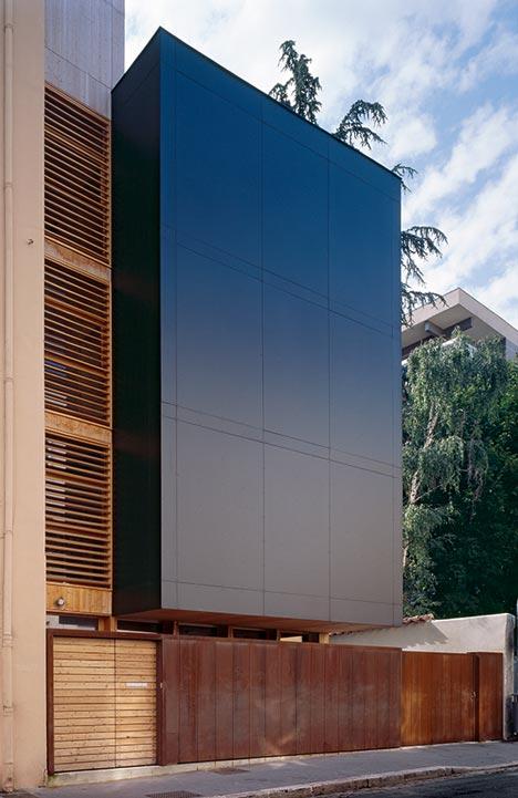 DI-VA house by Tectoniques