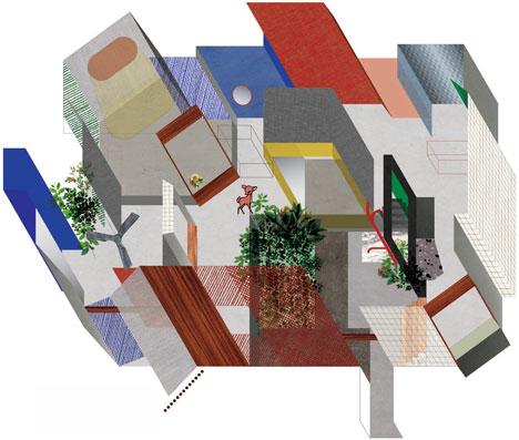 Das Haus by Doshi Levien
