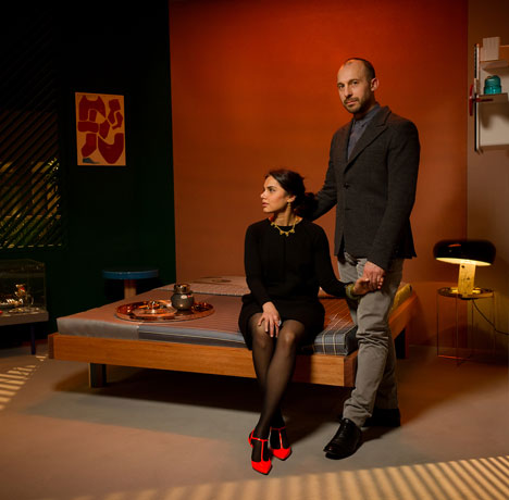 Das Haus – Interiors on Stage by Doshi Levien at imm cologne