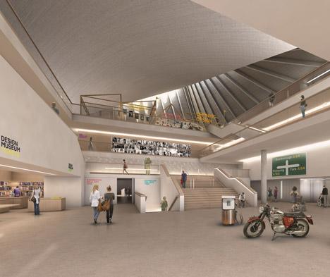Design Museum by John Pawson