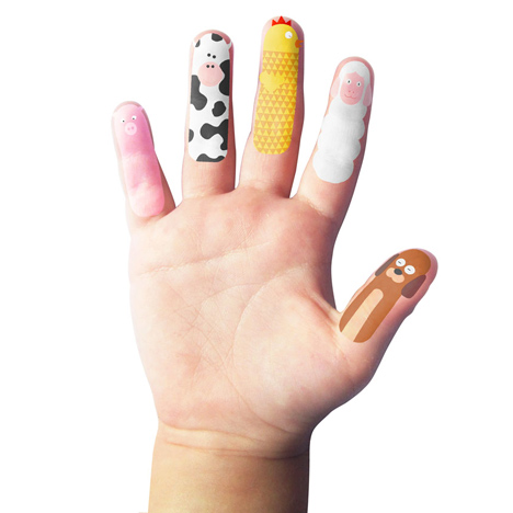 Finger Farm and FInger Fairytale by Héctor Serrano for NPW