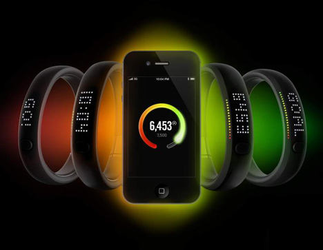 FuelBand by Nike+