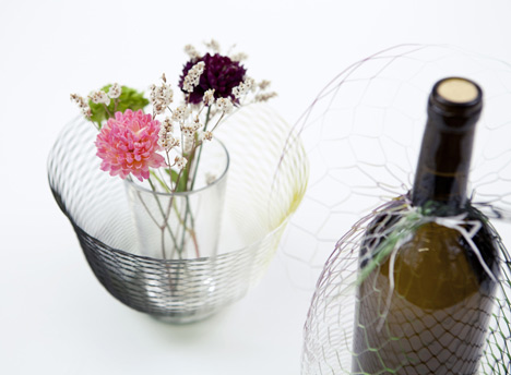 Graduation and Cube Airvases by Torafu Architects for Ligne Roset