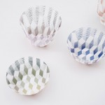 Gradation and Cube Air Vases by Torafu Architects for Ligne Roset