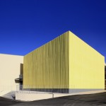 Gymnastics building by Heams & Michel