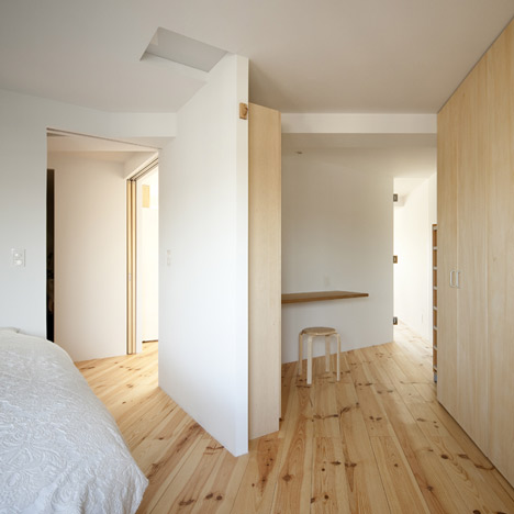High-rise Residence by Hiroyuki Tanaka Architects