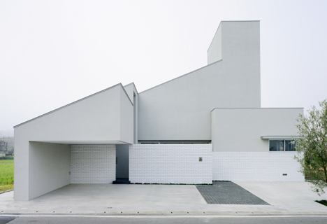 House of Representation by FORM/Kouichi Kimura Architects