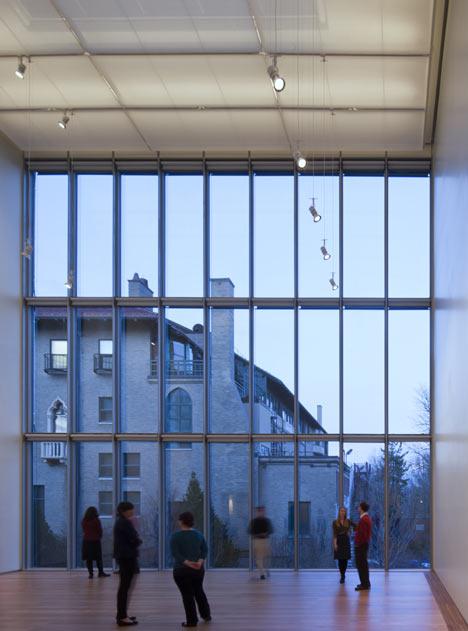 Isabella Stewart Gardner Museum extension by Renzo Piano