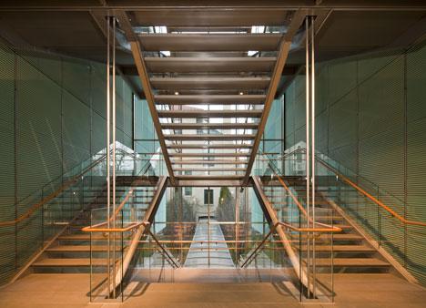 Isabella Stewart-Gardner Museum extension by Renzo Piano