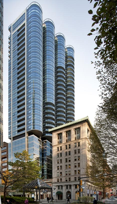 Jameson House by Foster + Partners