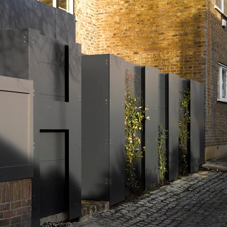Murray Mews by Moxon Architects