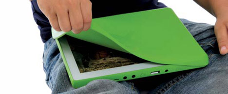 OLPC XO-3 by fuseproject