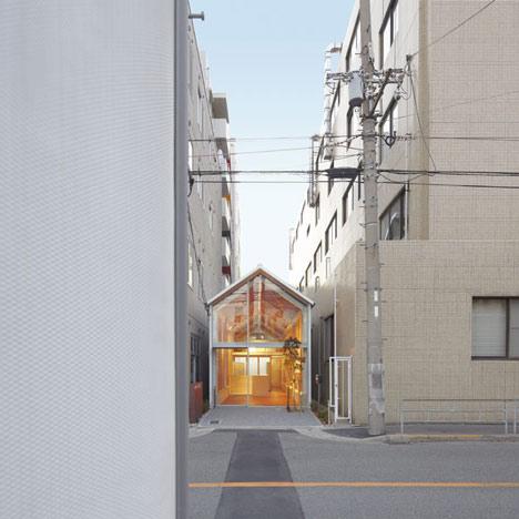 Ogimachi Global Dispensing Pharmacy by TKY Japan