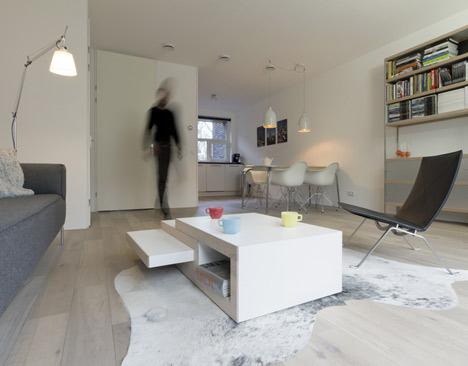 REK coffee table by Reinier de Jong