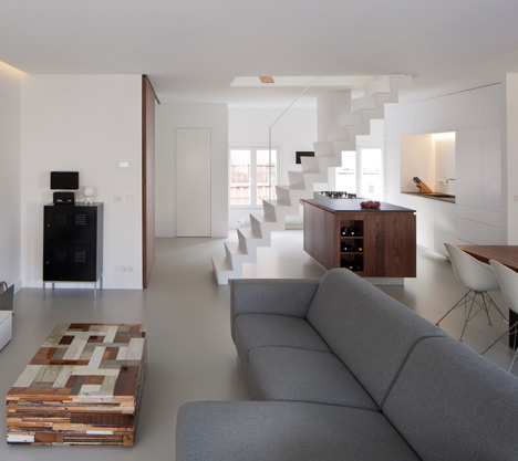 Singel by Laura Alvarez Architecture