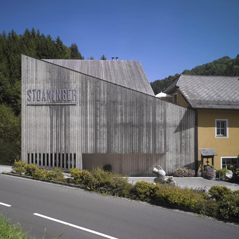 Stoaninger Distillery by Hammerschmid, Pachl, Seebacher – Architekten