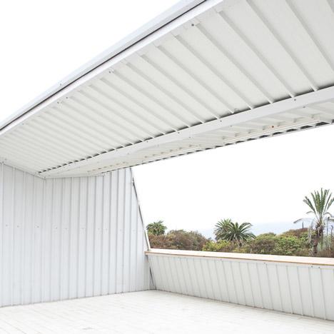 Taltal Public Library by Murua Valenzuela Architects