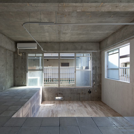 The Difference of Ebitsuka by 403architecture
