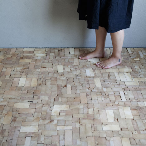 The Floor of Atsumi by 403architecture